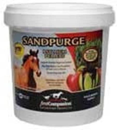 Sandpurge Psyllium Pellets Apple Molasses Sand Colic Horse Equine 5 Pounds