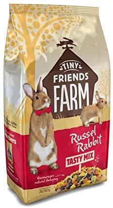 Supreme Tiny Friends Farm Russel Rabbit Tasty Mix 2lb