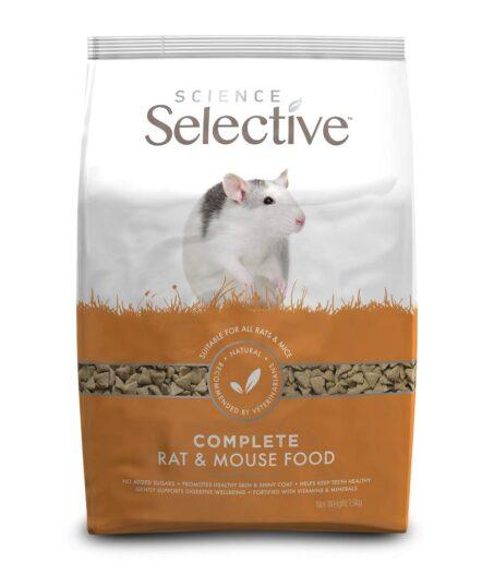 Supreme Petfoods Science Selective Rat Food (1.5 Kg)