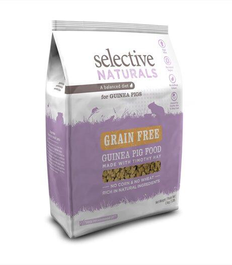 Selective Naturals Grain Free Guinea Pig Food