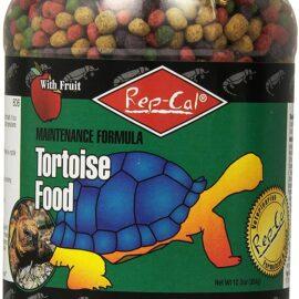 Rep-Cal Maintenance Formula Tortoise Food